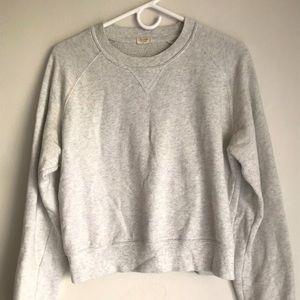 Light grey Brandy sweatshirt!